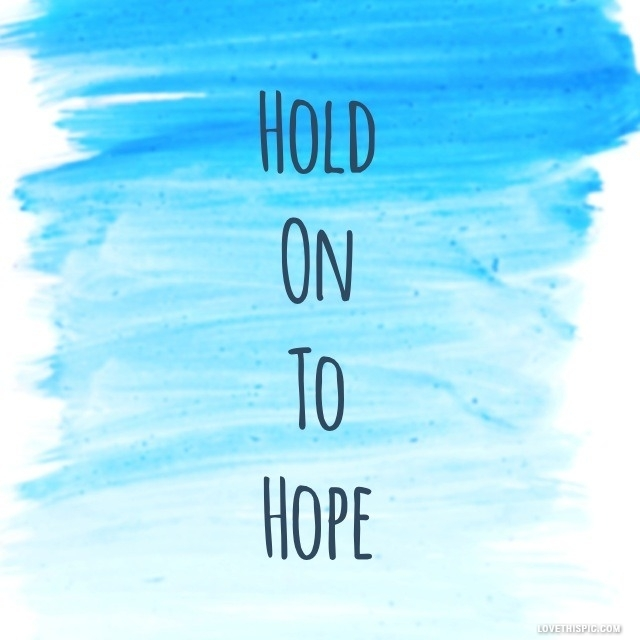 Hold-On-To-Hope